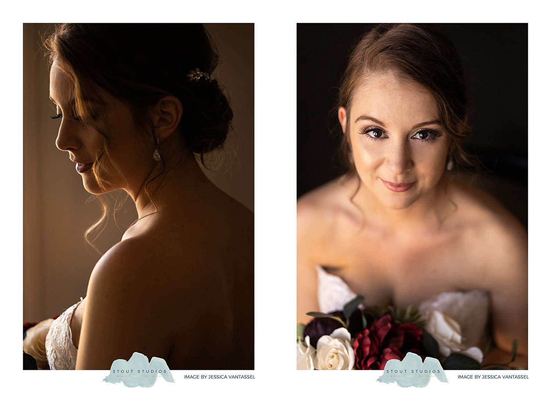 Hammock Dunes Club - Bride with Bouquet