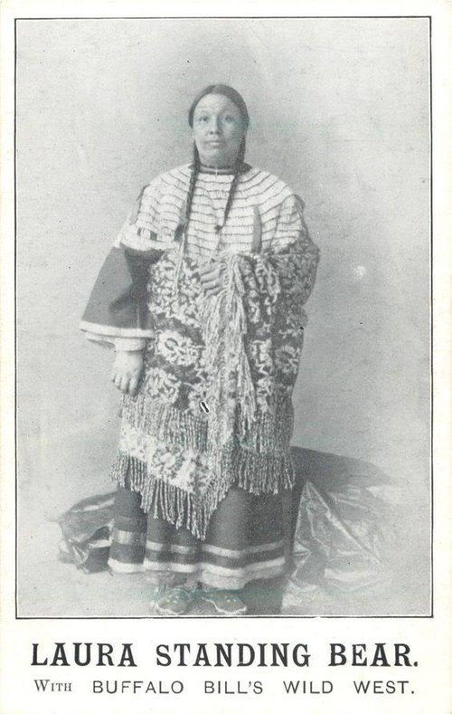 Laura Standing Bear