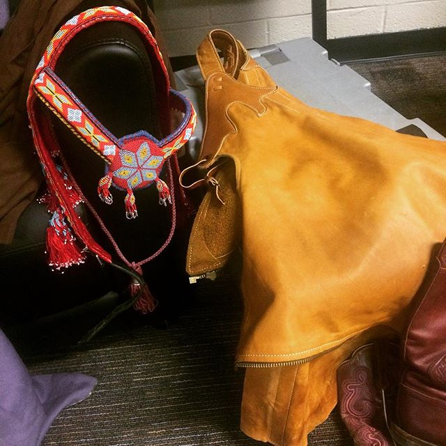 Turkish influenced cowboy components