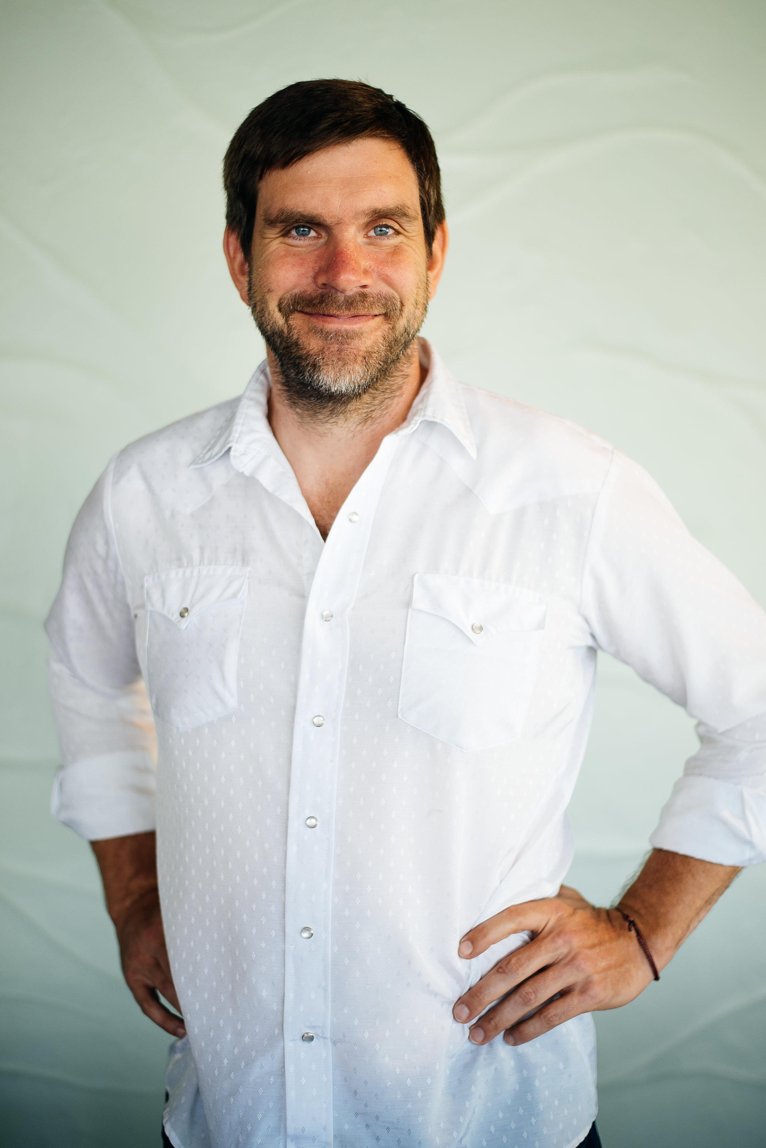 Jason Simon, Owner of Alba Restaurant in Des Moines, IA