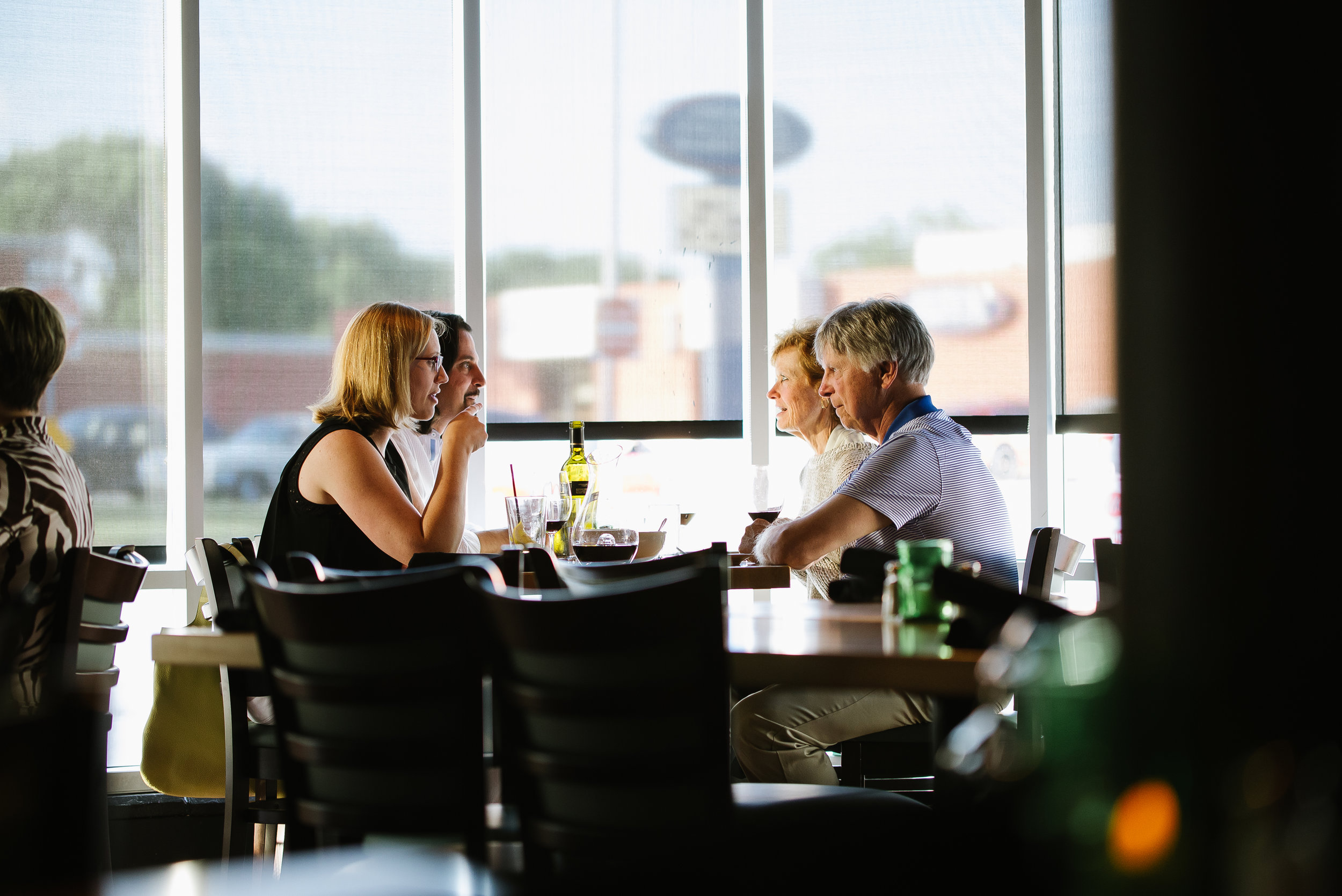 Alba Des Moines, Iowa Restaurant Table 4