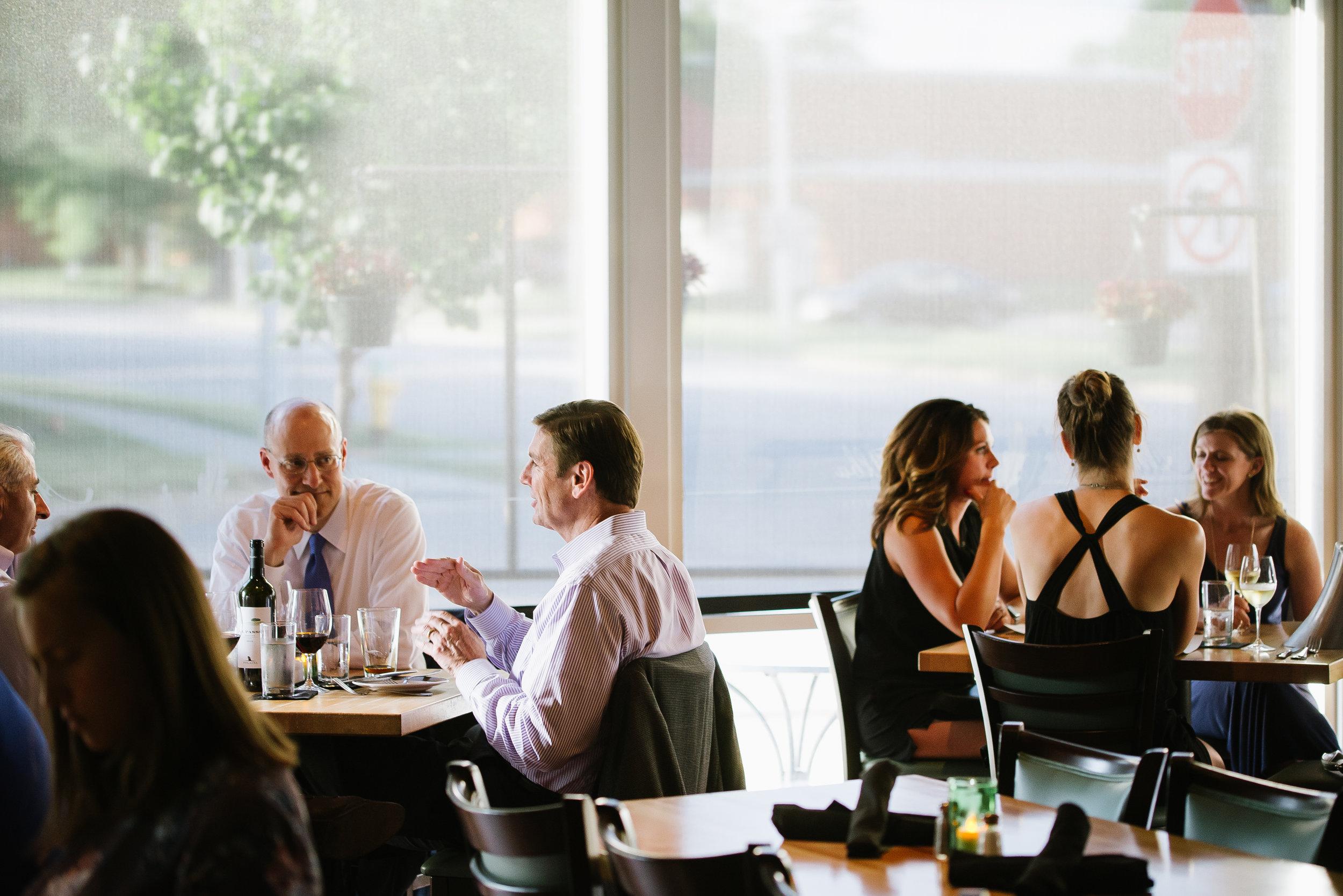Alba Des Moines, Iowa Restaurant Meeting 2