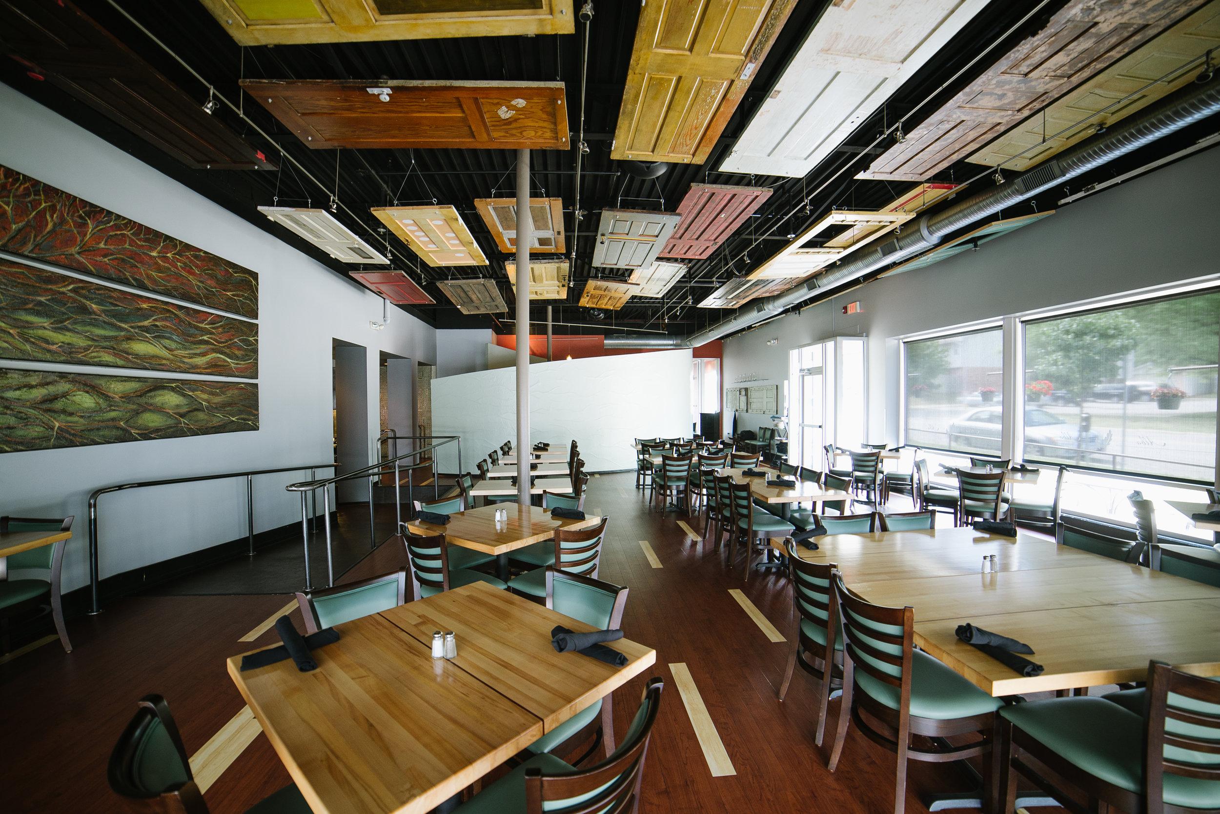 Alba Des Moines, Iowa Restaurant Space 2
