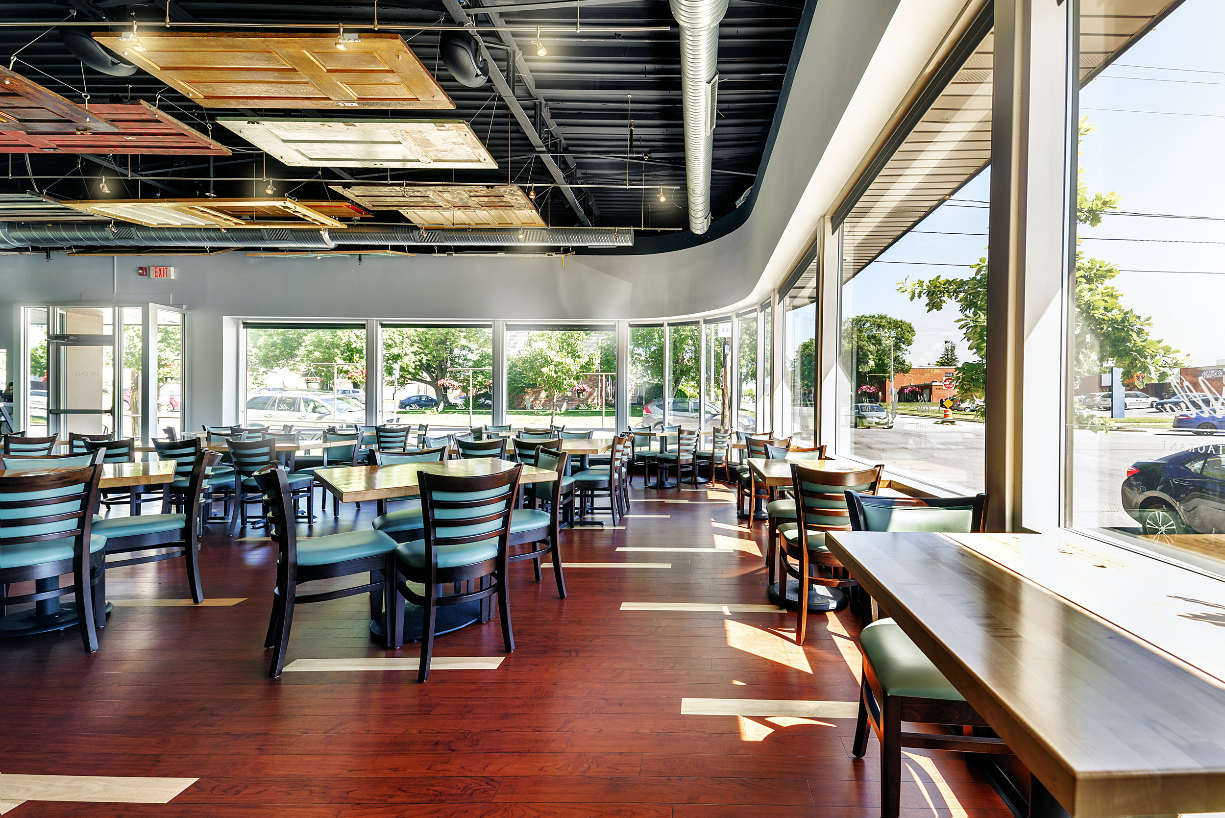 Alba Des Moines, Iowa Restaurant Space
