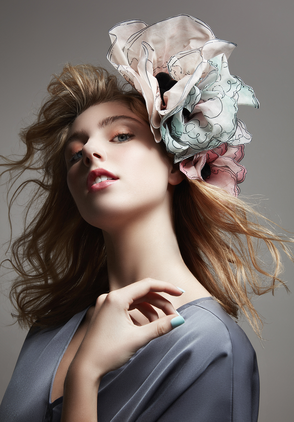 GMS_2019 Pink and Mint Fascinator lo res.jpg
