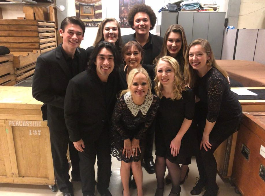 Performance with Kristen Chenoweth @ Orchestra Hall