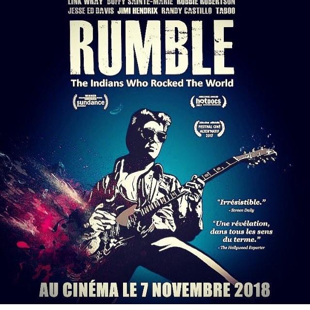 #rumblemovie #nativerocknroll