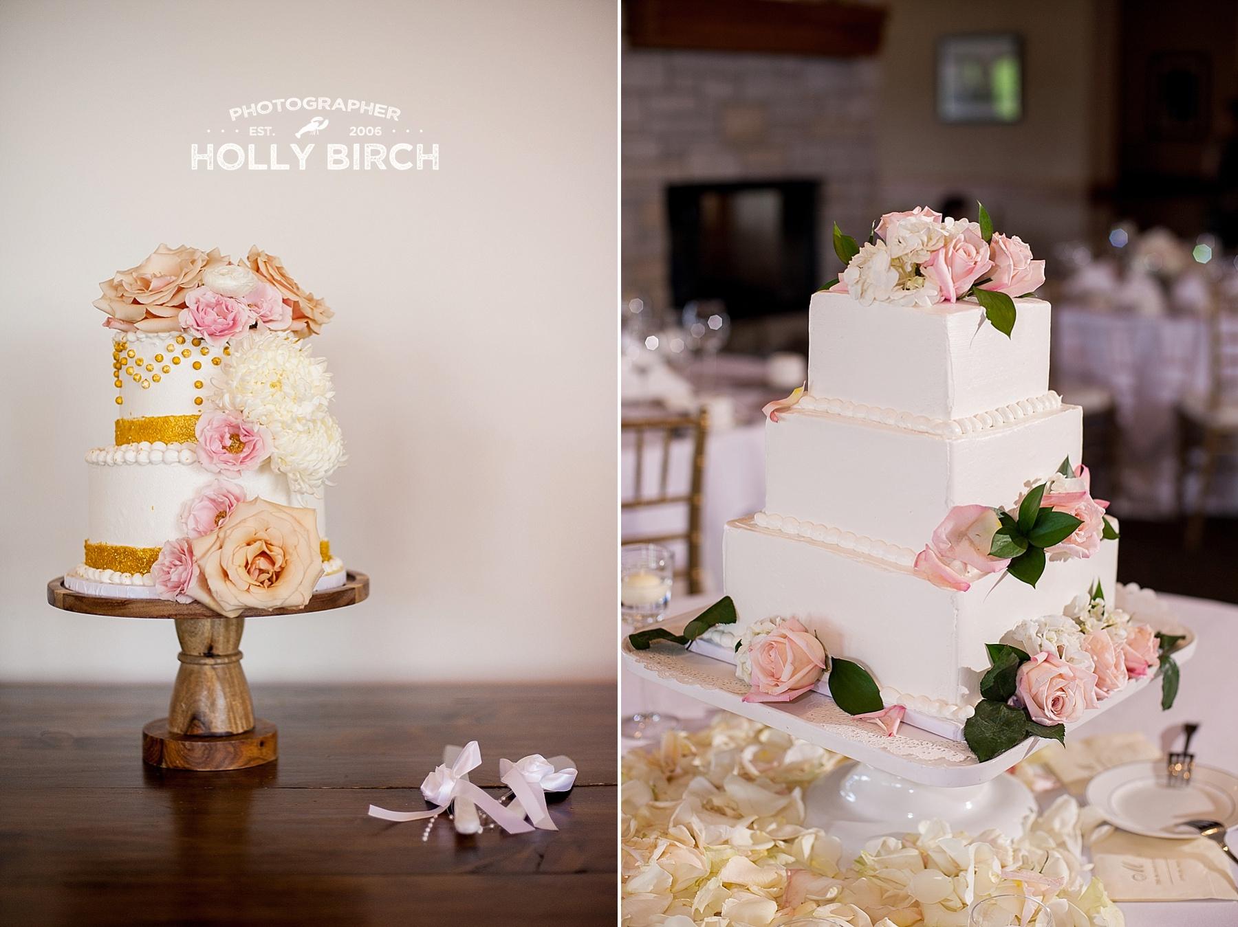 Champaign-Urbana wedding cakes