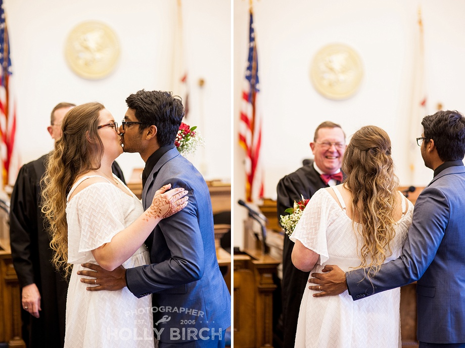 justice of the peace wedding