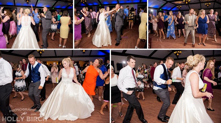 guests dancing at Mistwood