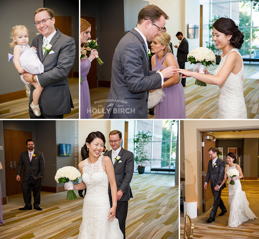 photojournalistic wedding coverage