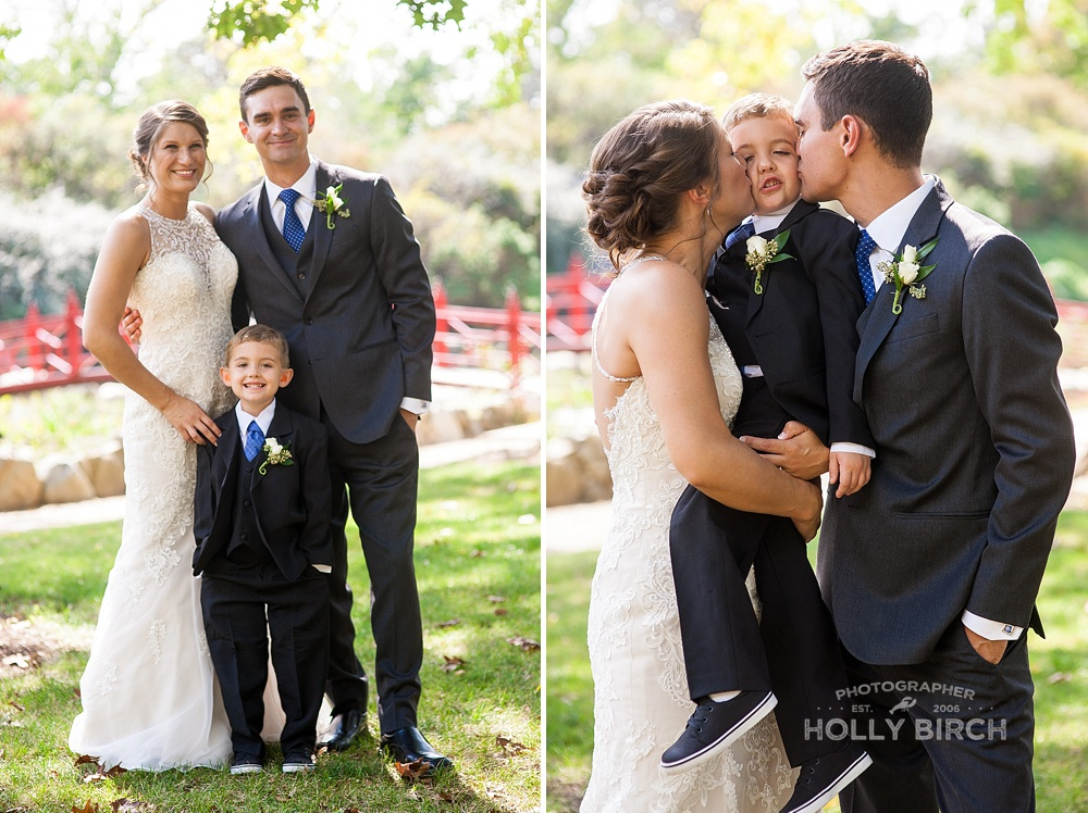wedding days create new families