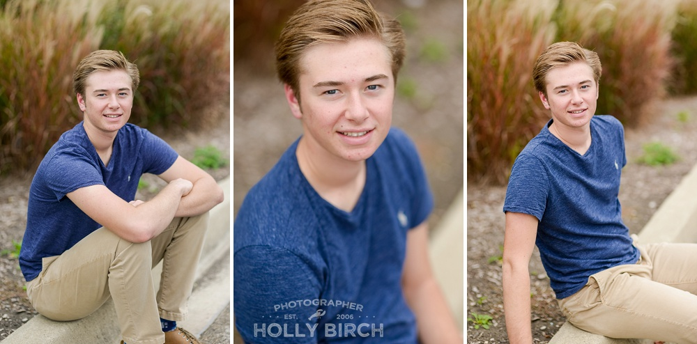 high school senior headshots