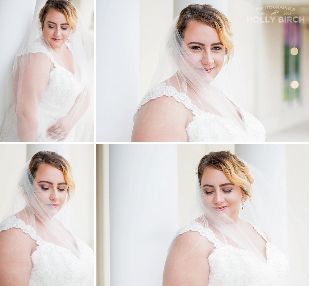 bridal veil inspiration