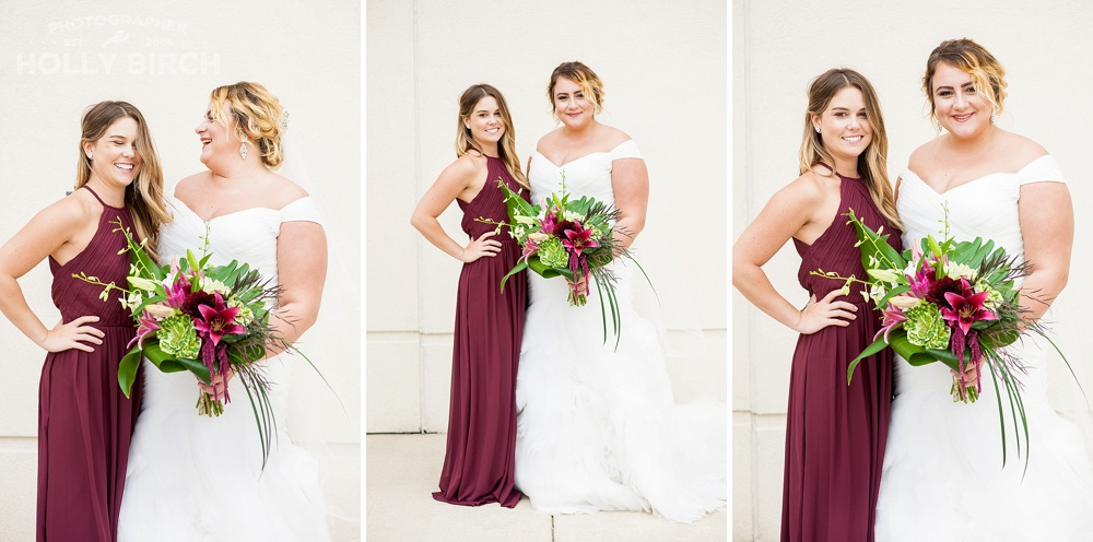 burgundy wedding color inspiration