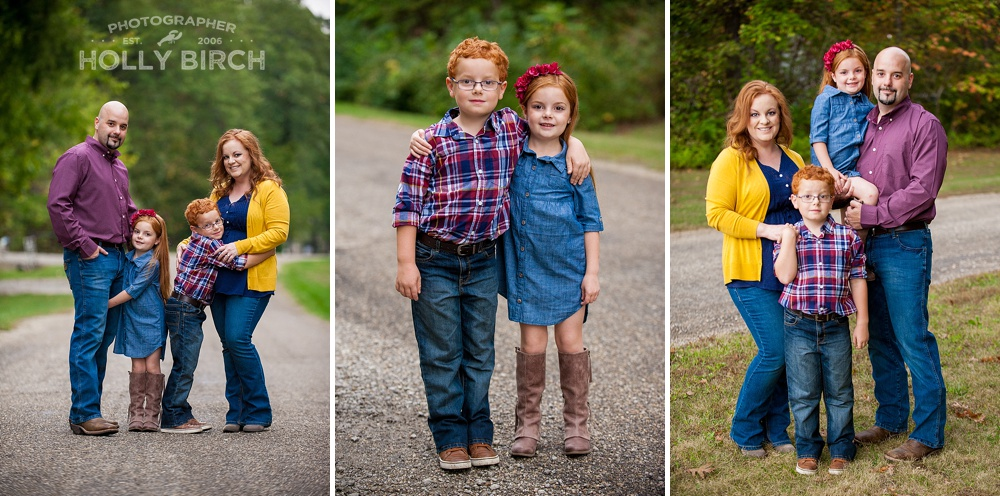 fall colors what to wear for family photos