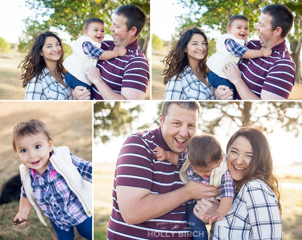 candid family photography in Champaign