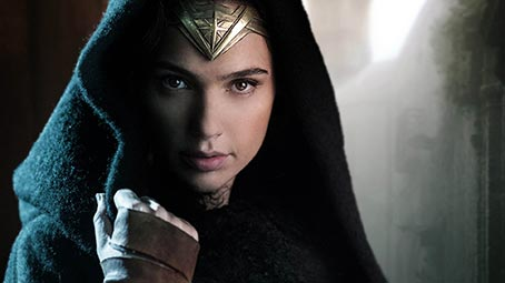 One other recent favorite was Wonder Woman, which had a lot of dark scenes that took place at dusk or after dark. It's in the absence of light that we can witness more creativity with light, and this film definitely showed that.