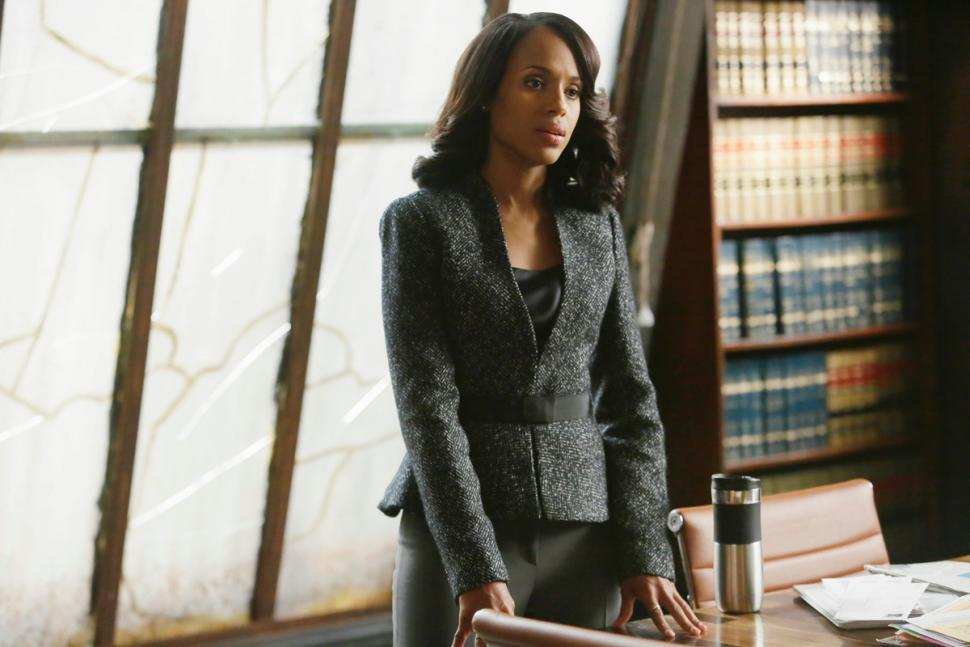 One last one before I move on to my own work -- I enjoy Scandal (this one NOT with the hubs -- haha!), and especially their use of lighting both during the daytime office scenes and the darker might scenes. I also pay particular attention to the scenes in the office where the camera is shooting through something like a glass. If you haven't noticed it before, watch for it!