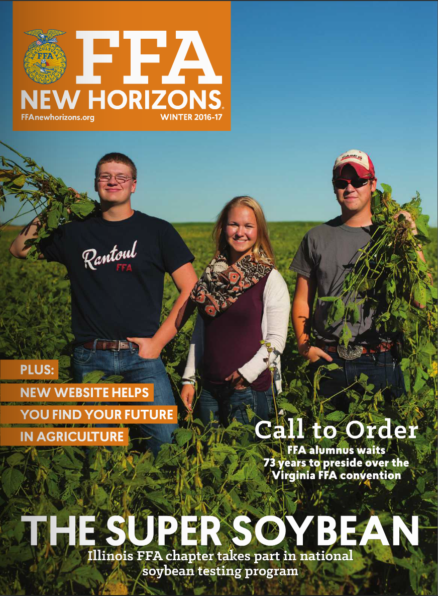 FFA new horizons magazine
