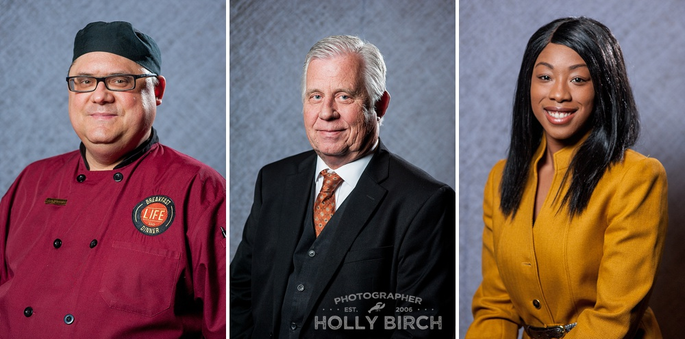 professional business headshots in Champaign