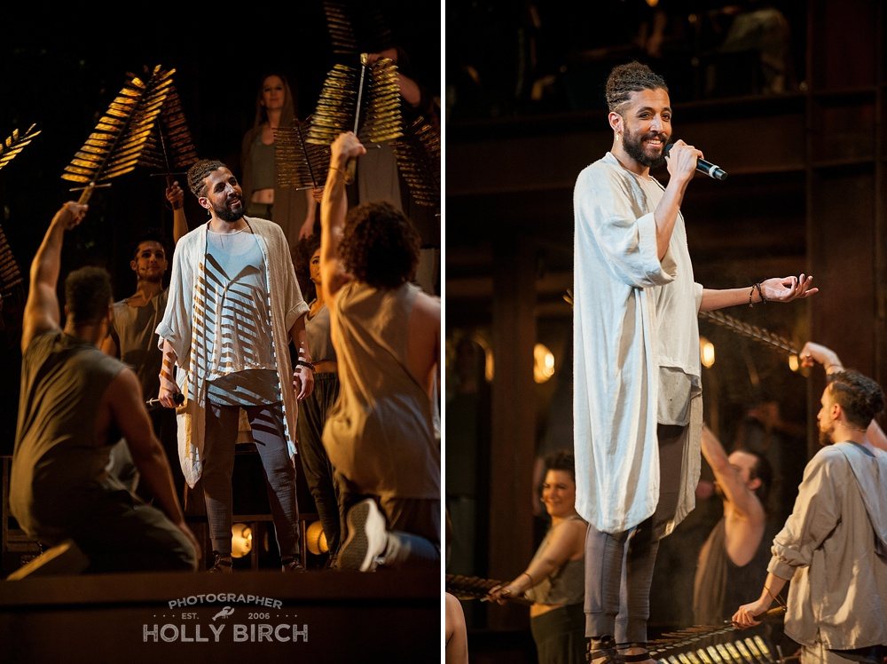 Hosanna performance in Jesus Christ Superstar