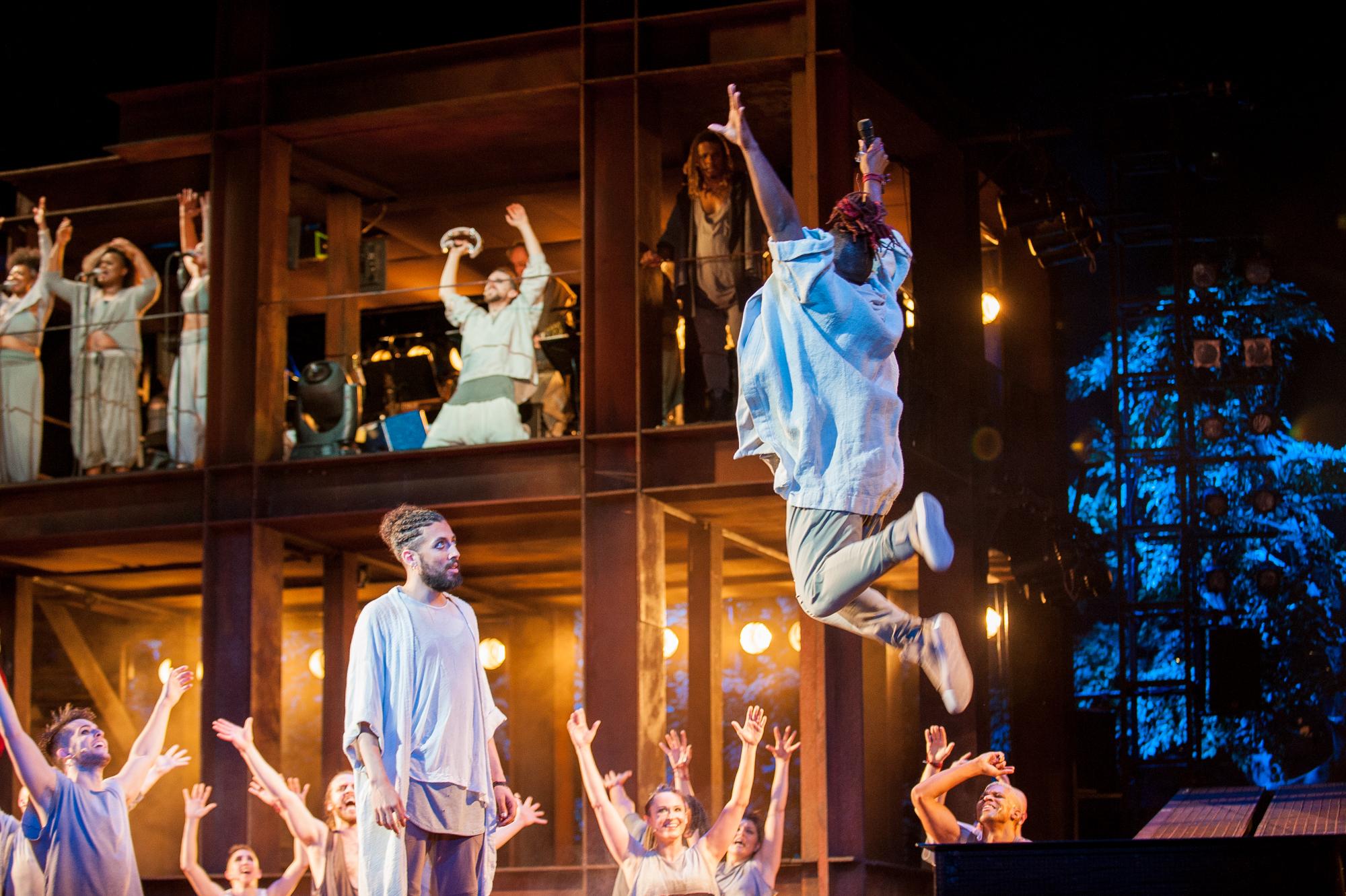 Jesus Christ Superstar Lyric Opera Chicago