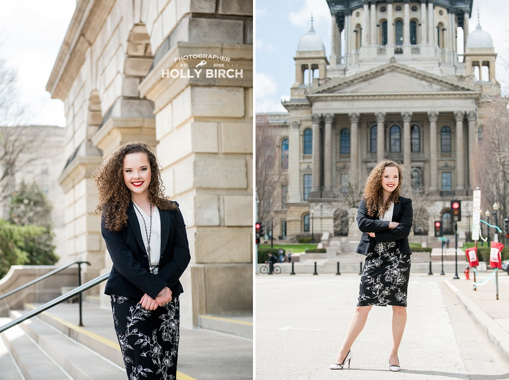 teenager making waves at Illinois capitol
