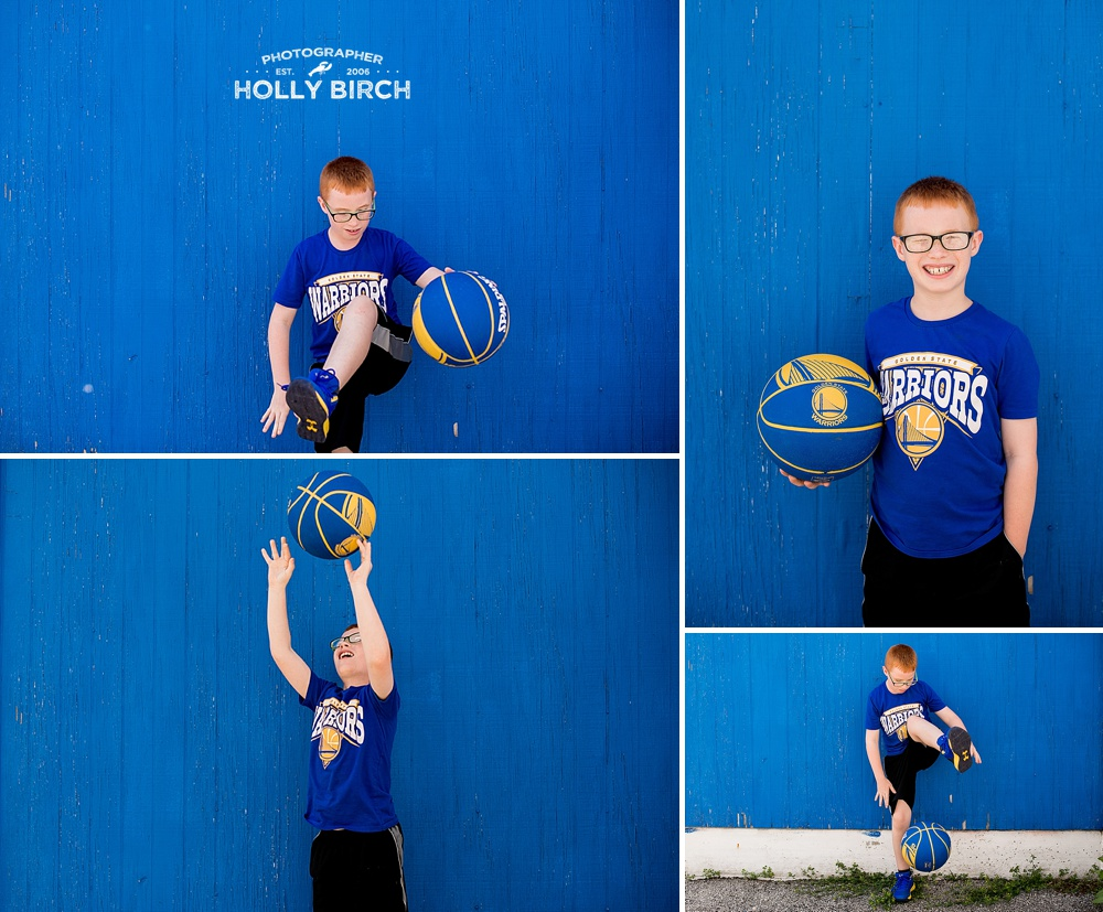 blue wall background photos with Golden State Warriors ball