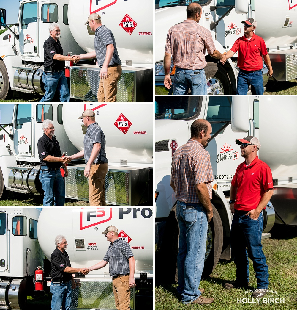 GROWMARK FS propane delivery directly to your field