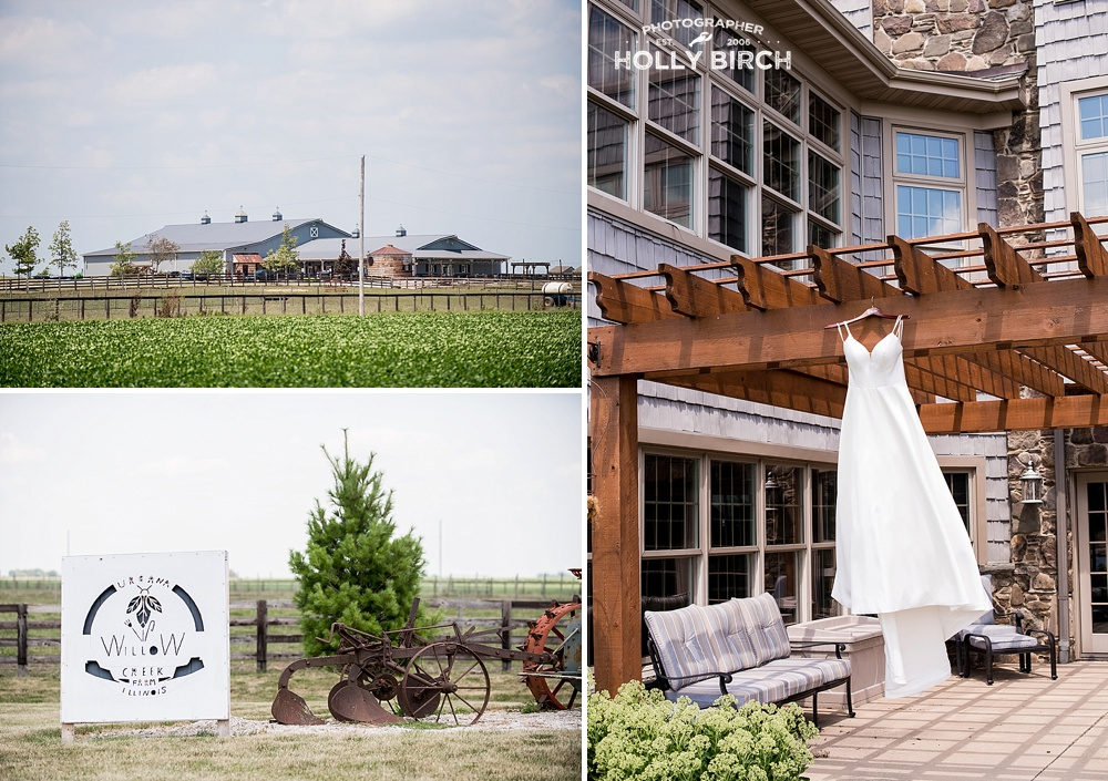Willow Creek Farm wedding venue