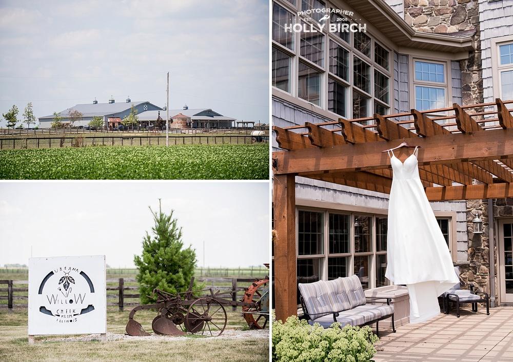 Willow Creek Farm wedding venue