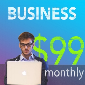 Business Plan Pricing Page Badge