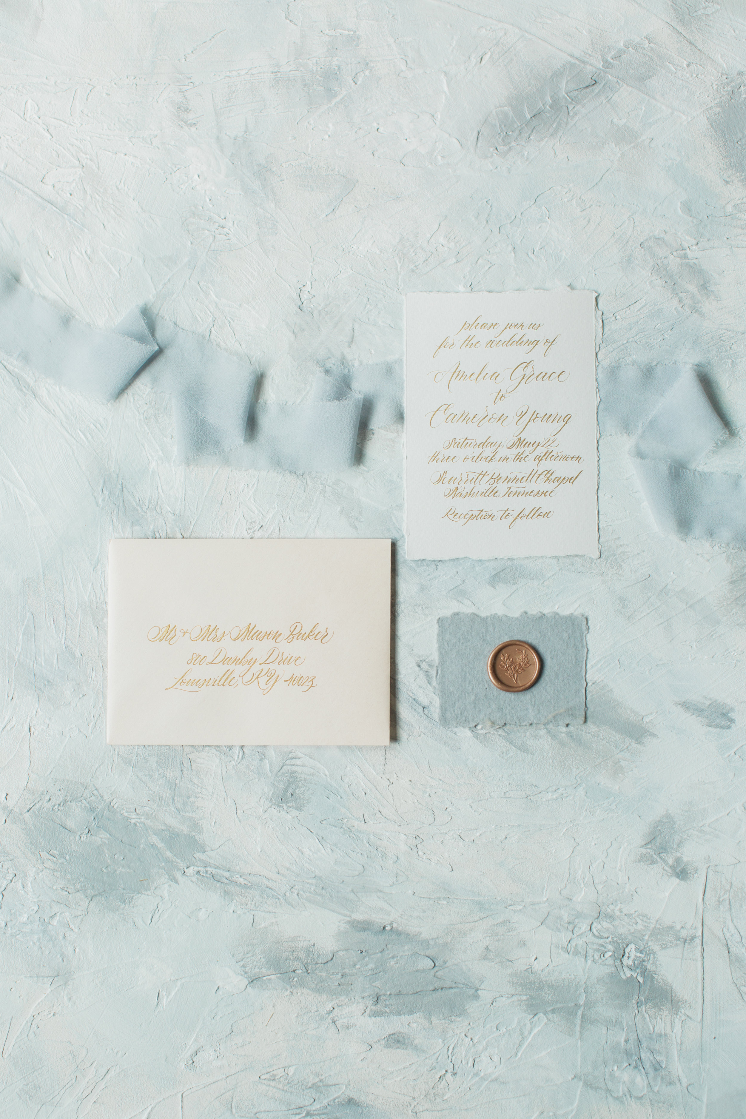 Calligraphy Suite by Clover Paper Co.