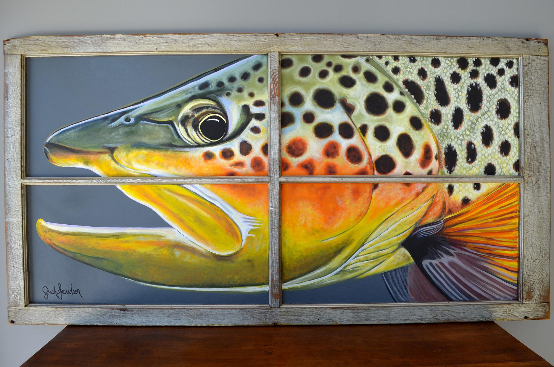 Brown Trout head on window.jpg