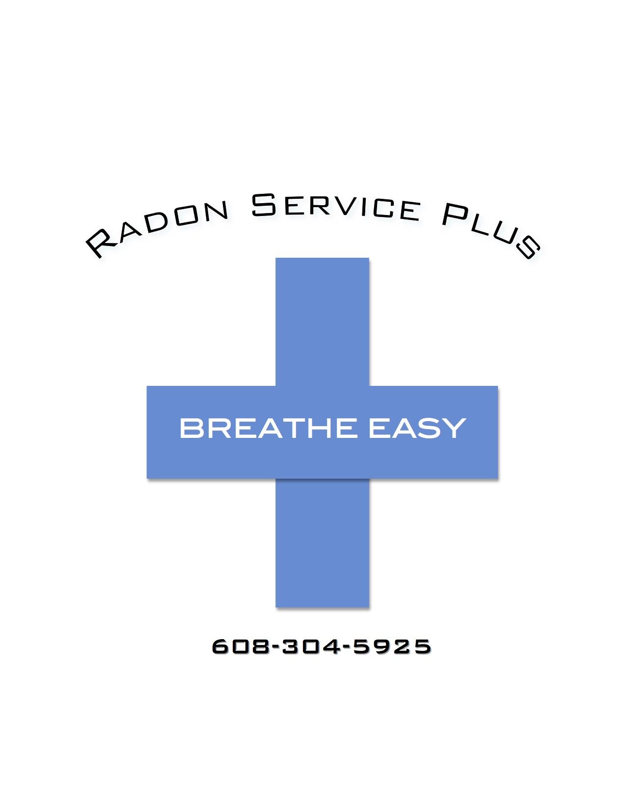 Radon Service Plus Logo