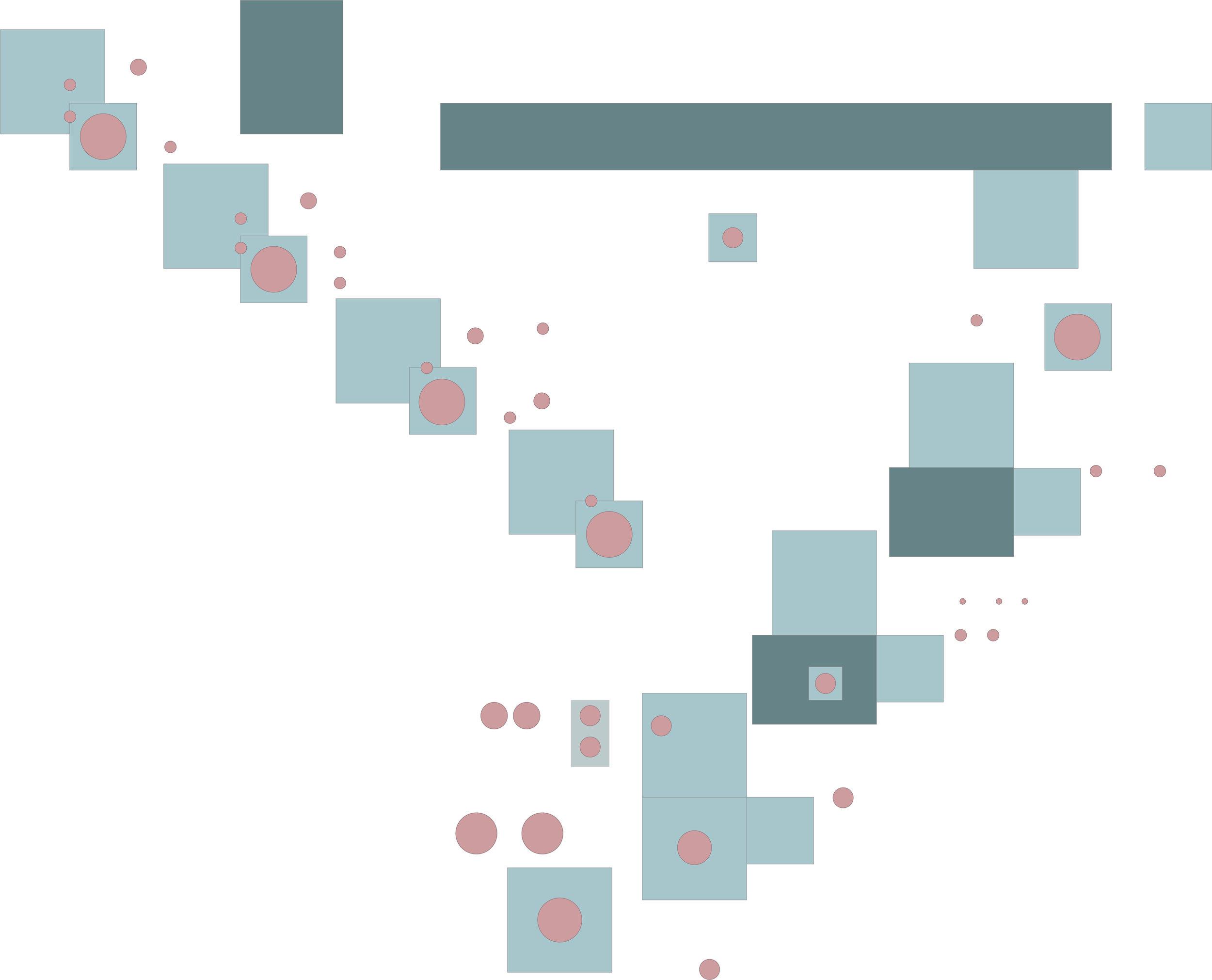 analysis of orphanage's primary geometric elements