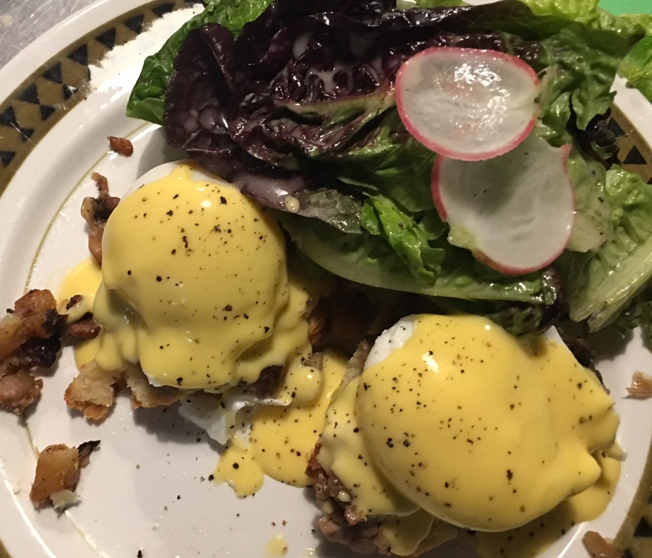Eggs BeneDUCK