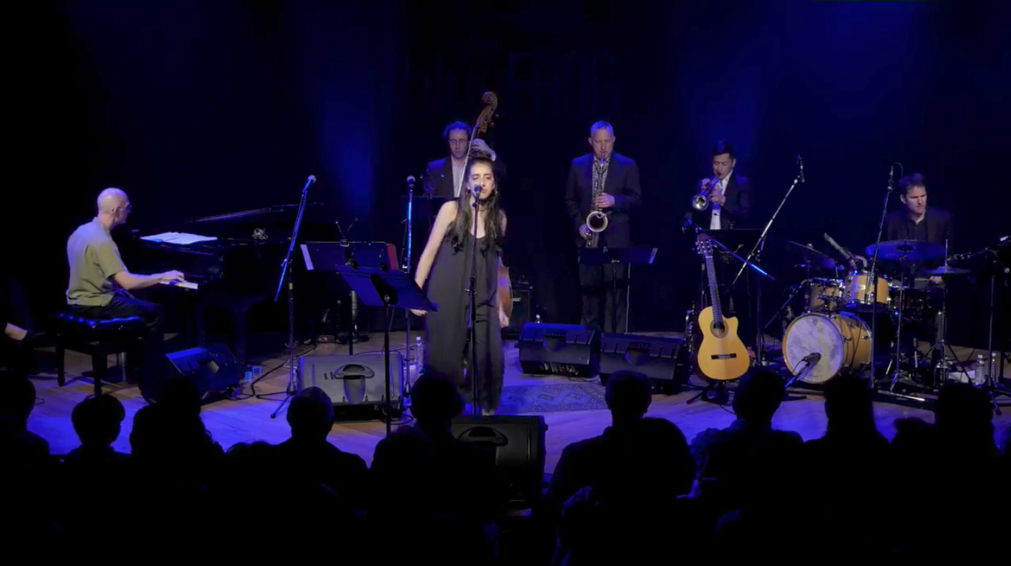 Maya Rae and the Miles Black Quintet - May 4, 2017 - Live from Bluefrog Studios