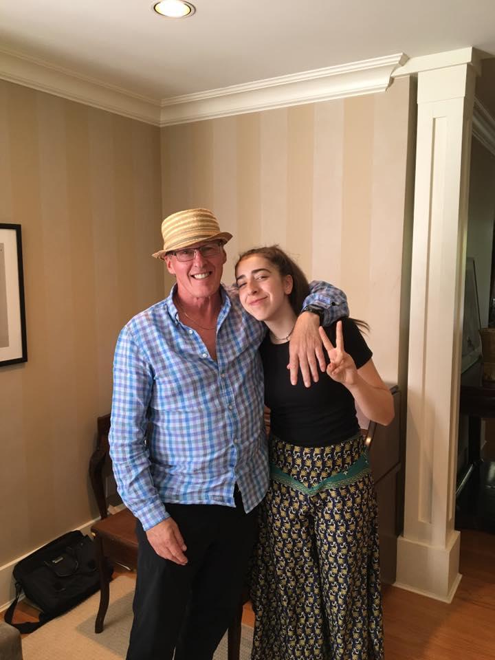 Maya Rae Songwriting with Ronnie Way