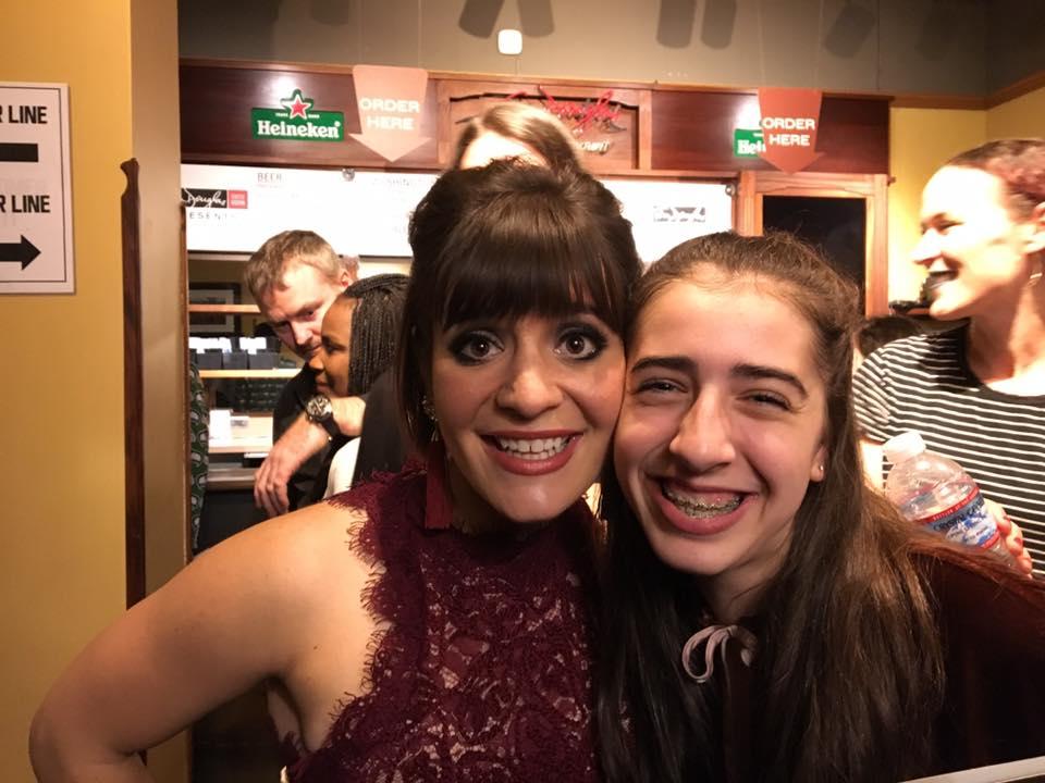 Maya Rae & Aubrey Logan