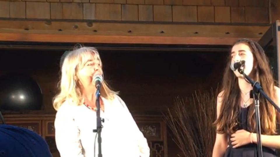 Maya Rae & Ann Mortifee