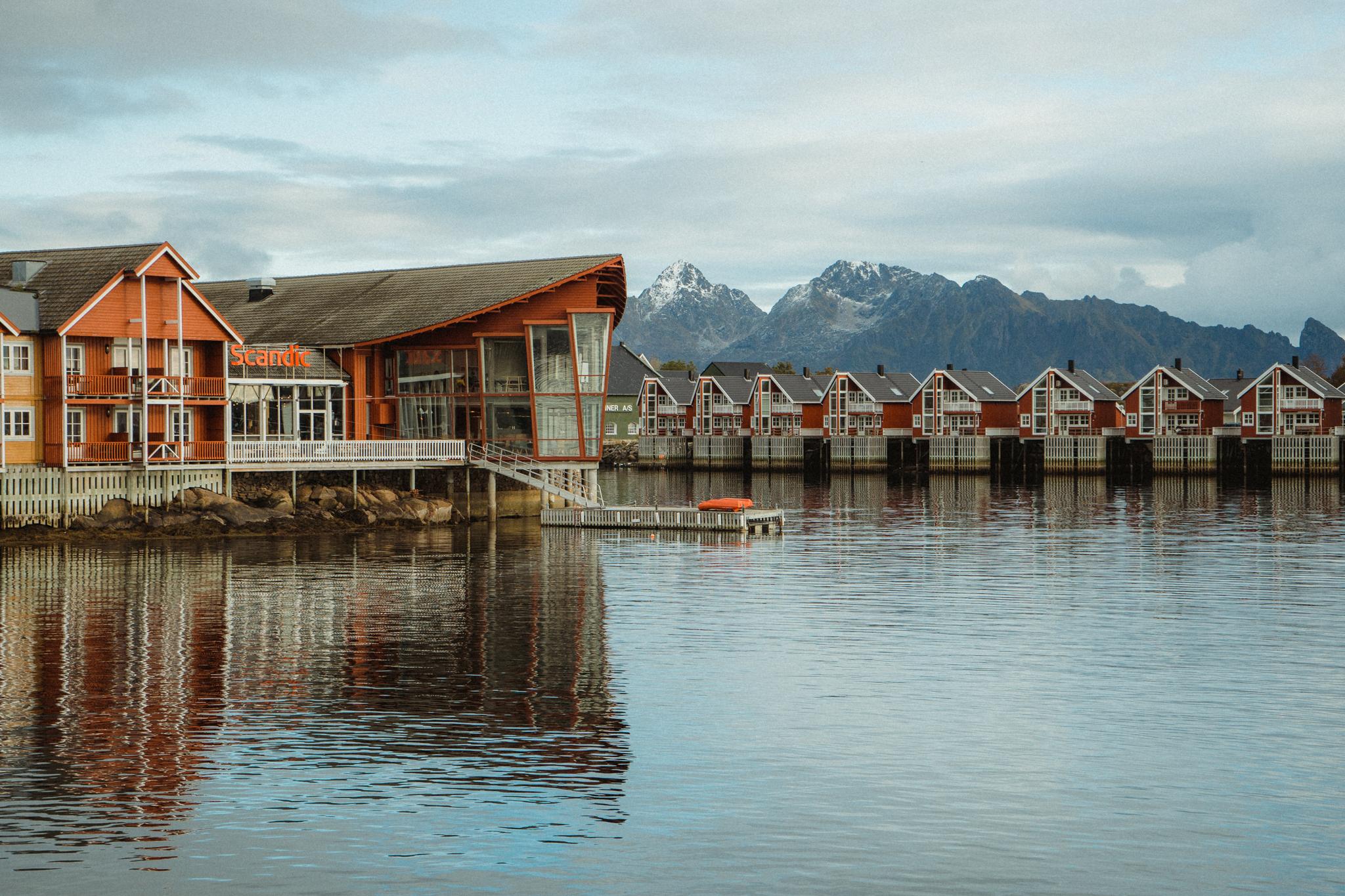 Scandic Hotel, Svolvær.