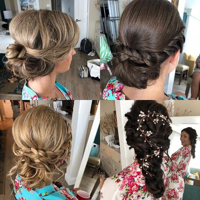 Wedding hair 😍