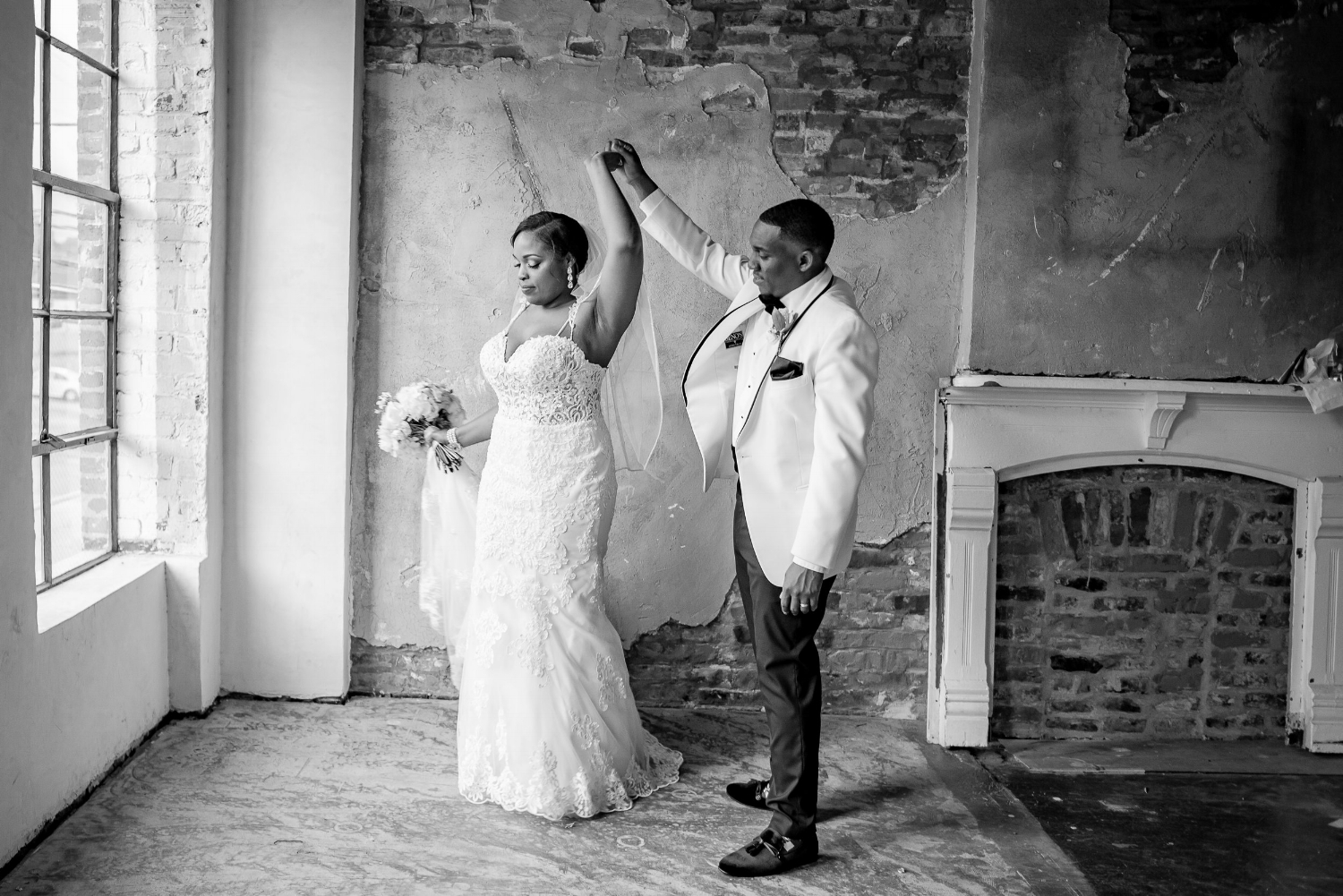 - Kacie and Jordan were perfect! They were part of the family!- Aquilla & Jesse