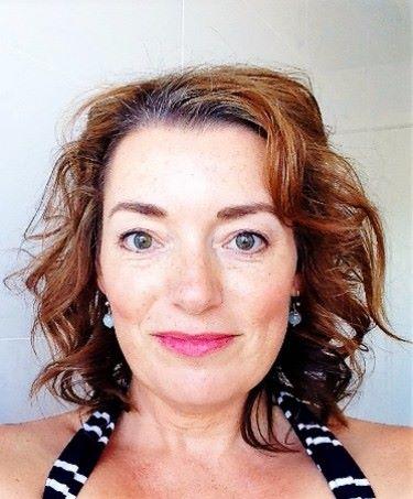 Amanda Mortensen, Ambassador and co-founder of the Jane Austen Literacy Foundation,August 2017
