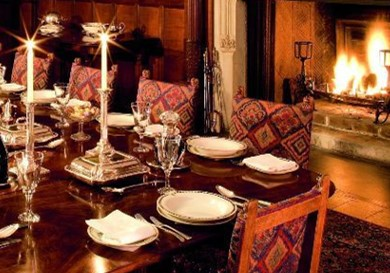 Dine like Jane Austen! - Join Jane Austen's family for a Regency inspired dinner at their ancestral home.
