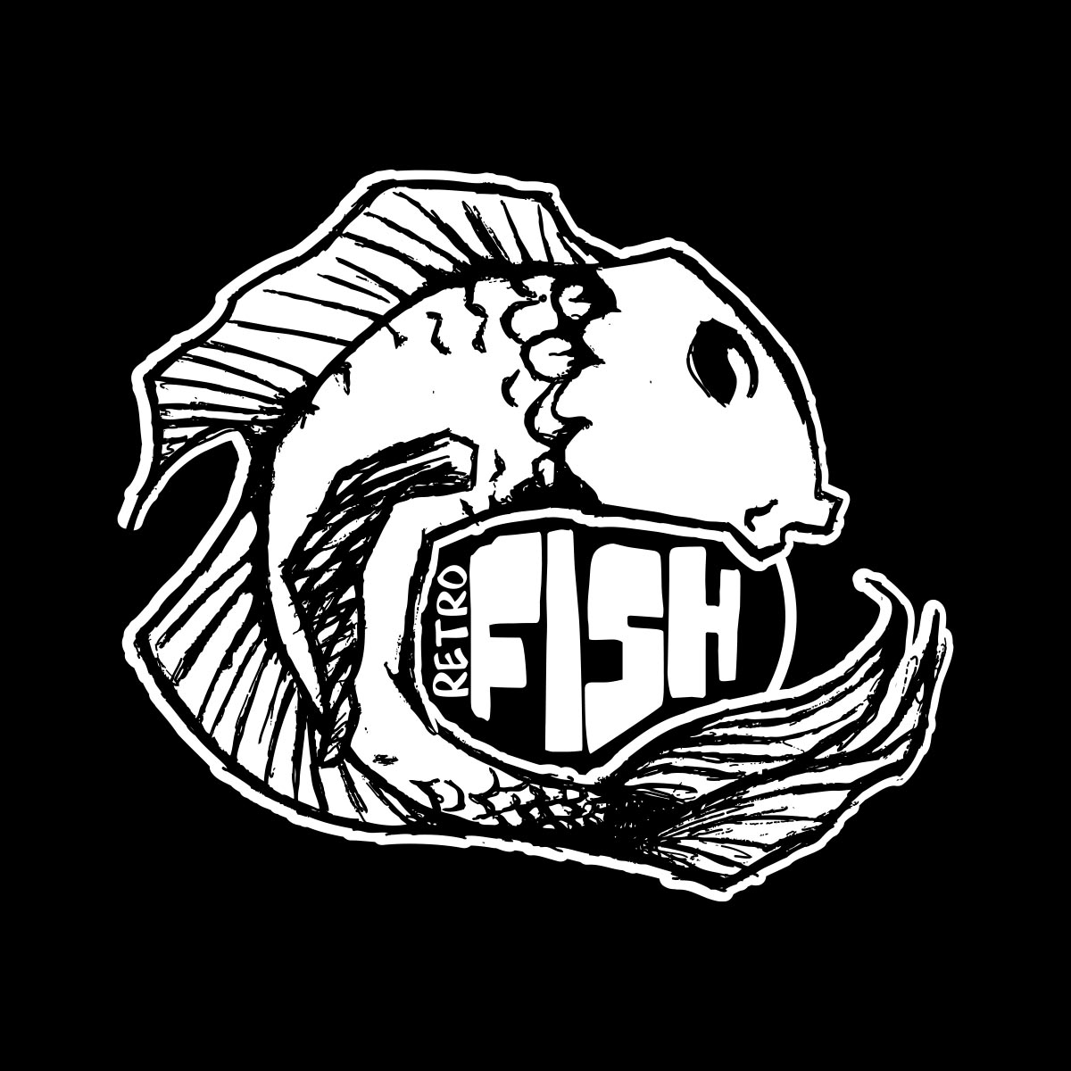retro fish - A modernized retro fish design that is not a remake; it's designed to perform up to modern expectations in a wide variety of waves and conditions.