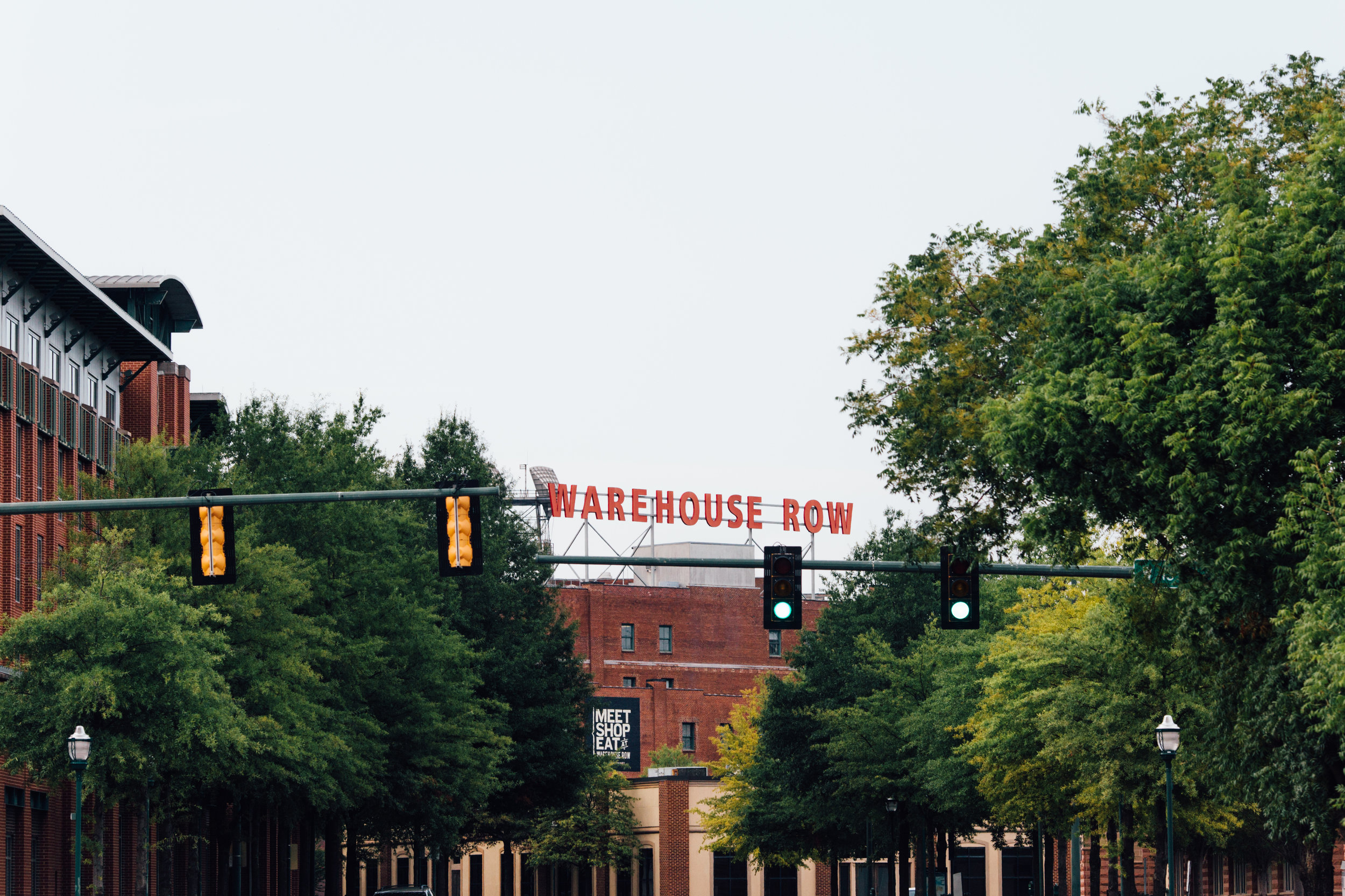 Chattanooga's Warehouse Row
