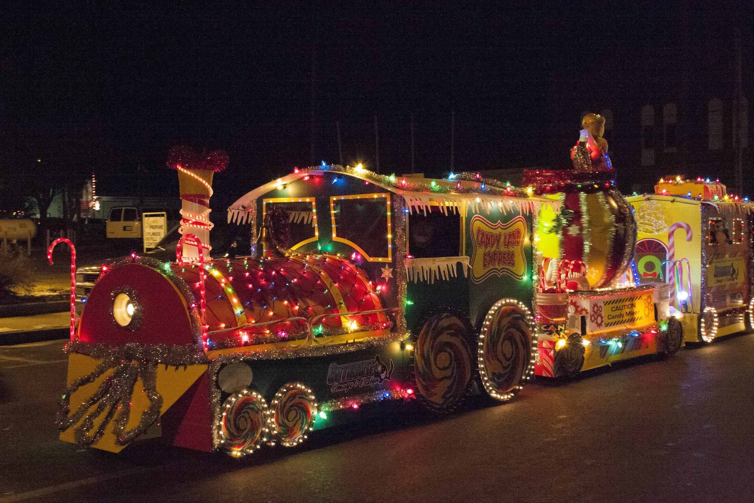 Day 13 - Christmas Parade